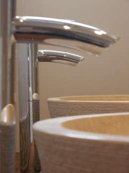 scandinavian Bathroom by Parisdinterieur