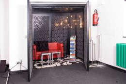 Aufzug/Lesezimmer:   von Luna Homestaging