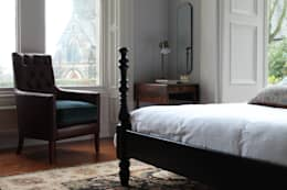 colonial Bedroom by TurnPost