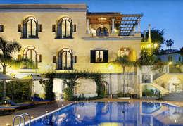 mediterranean Houses by Venezia Tre