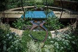 Winkelruimten door Cool Gardens Landscaping