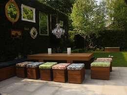 حديقة تنفيذ Cool Gardens Landscaping