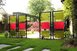 Jardin de style de style Moderne par Cool Gardens Landscaping