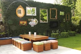 The Gallery Garden: modern Garden by Cool Gardens Landscaping