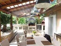 Jardines de estilo mediterraneo por Blastcool