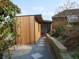 modern Garden by eDEN Garden Rooms Ltd