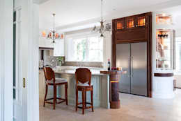 Cozinhas clássicas por Designer Kitchen by Morgan