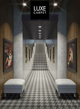 Walls & flooring by LUXEcarpet