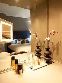 eclectic Bedroom by Matteo Bianchi Studio