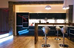 Cuisine de style de style Moderne par Matteo Bianchi Studio