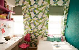 eclectic Nursery/kid's room by Matteo Bianchi Studio