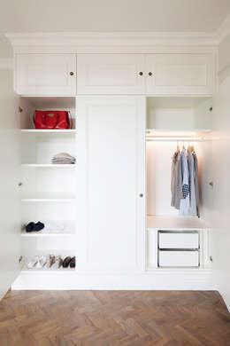 غرفة نوم تنفيذ Ardesia Design