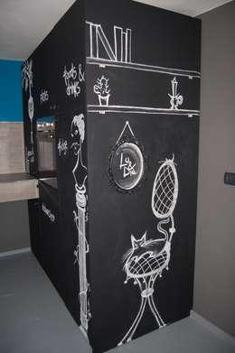 Dapur by Inarte Progetti di Lucio Mana