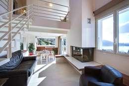 Projekty, klasyczne Domy zaprojektowane przez Atelier Rémy Giffon