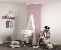 Babyzimmer Mädchen: 10 niedliche Einrichtungstipps | {Babyzimmer mädchen 93}