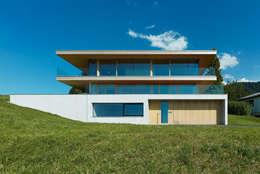 modern Houses by Dietrich | Untertrifaller Architekten ZT GmbH