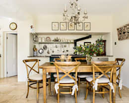 Cucina in stile In stile Country di holly keeling interiors and styling