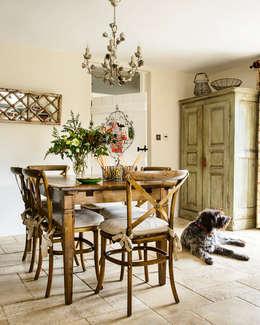 landelijke Keuken door holly keeling interiors and styling