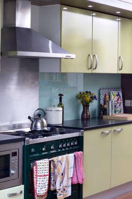 eclectische Keuken door Pride Road