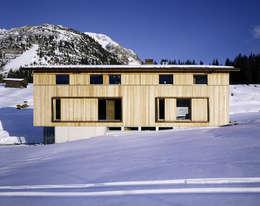 Houses by Dietrich   Untertrifaller Architekten ZT GmbH