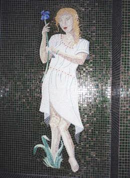 Opus décor: eklektik tarz tarz Banyo