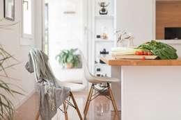 Projekty,  Kuchnia zaprojektowane przez Didonè Comacchio Architects