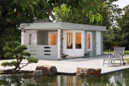 Projekty,  Ogród zaprojektowane przez Gartenhaus2000 GmbH