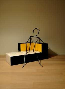 Toss furniture: moderne Woonkamer door TOSS-FURNITURE