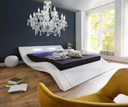 modern Bedroom by DELIFE