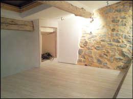 Bureau mezzanine:  de style  par C'Design