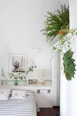 mediterranean Bedroom by Casa Josephine
