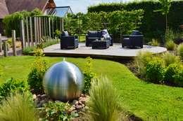 Jardins campestres por Unique Landscapes