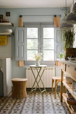 Projekty,  Kuchnia zaprojektowane przez Casa Josephine