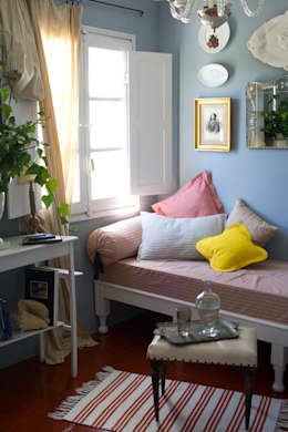Salas de estar  por Casa Josephine