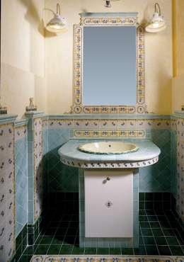 حمام تنفيذ Acquario Due