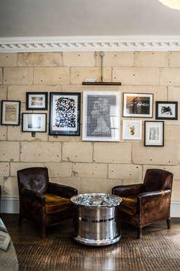 Salon de style de style Moderne par Fallen Furniture