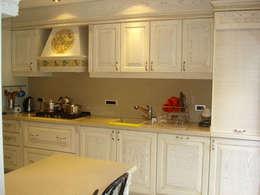 AR-ES MİMARLIK TİCARET LTD STİ – Zafer Kurşun Evi: modern tarz Mutfak