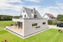 modern Houses by wukowojac architekten