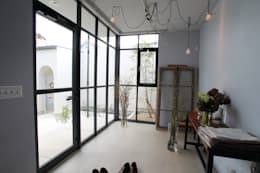 Sakurayama-Architect-Design: modern tarz Çalışma Odası