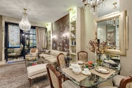 classic Dining room by DecorAndDesign