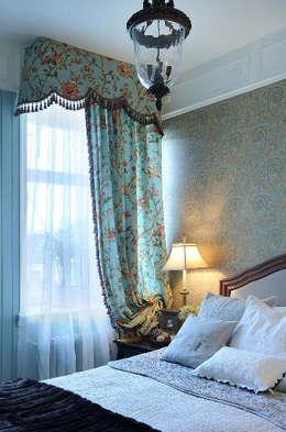 Гринфилд: Спальни в . Автор – DecorAndDesign