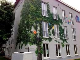 Edificios de Oficinas de estilo  por Pure Leidenschaft