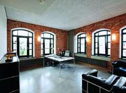 Office buildings by USM Möbelbausysteme