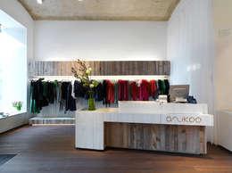 Kantoor- & winkelruimten door Atelier Heiss Architekten