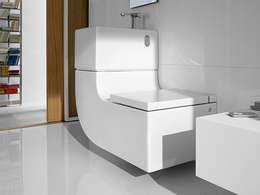 modern Bathroom by Espacios & Ideas Proyect