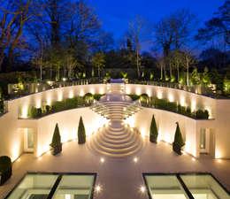 Celia Sawyer Luxury Interiors의  주택