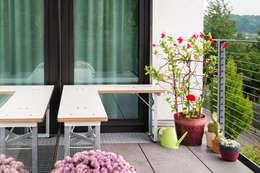 Jardim  por Studio Hartensteiner