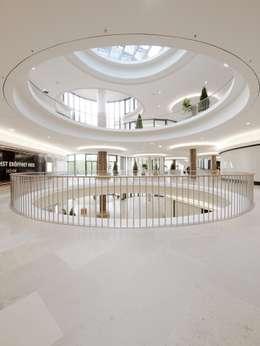 Shopping Centres by Ortner & Ortner Baukunst Ziviltechnikergesellschaft mbH