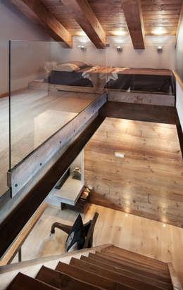 Habitaciones de estilo escandinavo por archstudiodesign