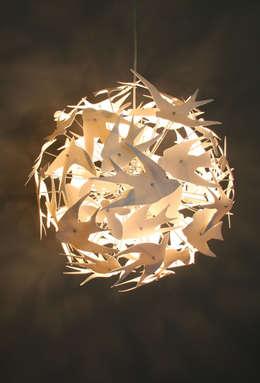 Living room تنفيذ Boatswain Lighting